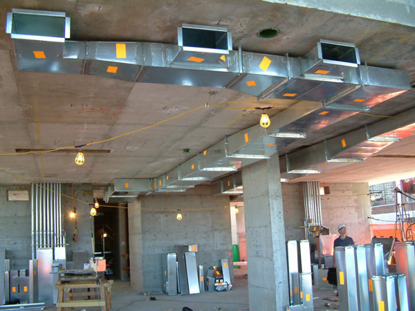 We Are One Of The Largest Contractor For Duct Ac Installing At Best Price Ductable System Is Commercial Place Like Cinemas Bank Ping Mall